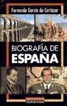 Biografia de espana/ Biography of Spain