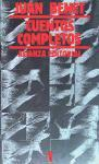 Cuentos completos/ Complete Stories: 1