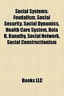 Social Systems: Health Care System