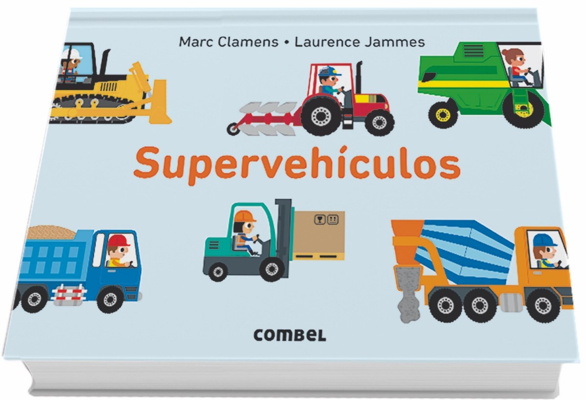 SupervehÍculos - Jammes, Laurence                                  Clamens, Marc