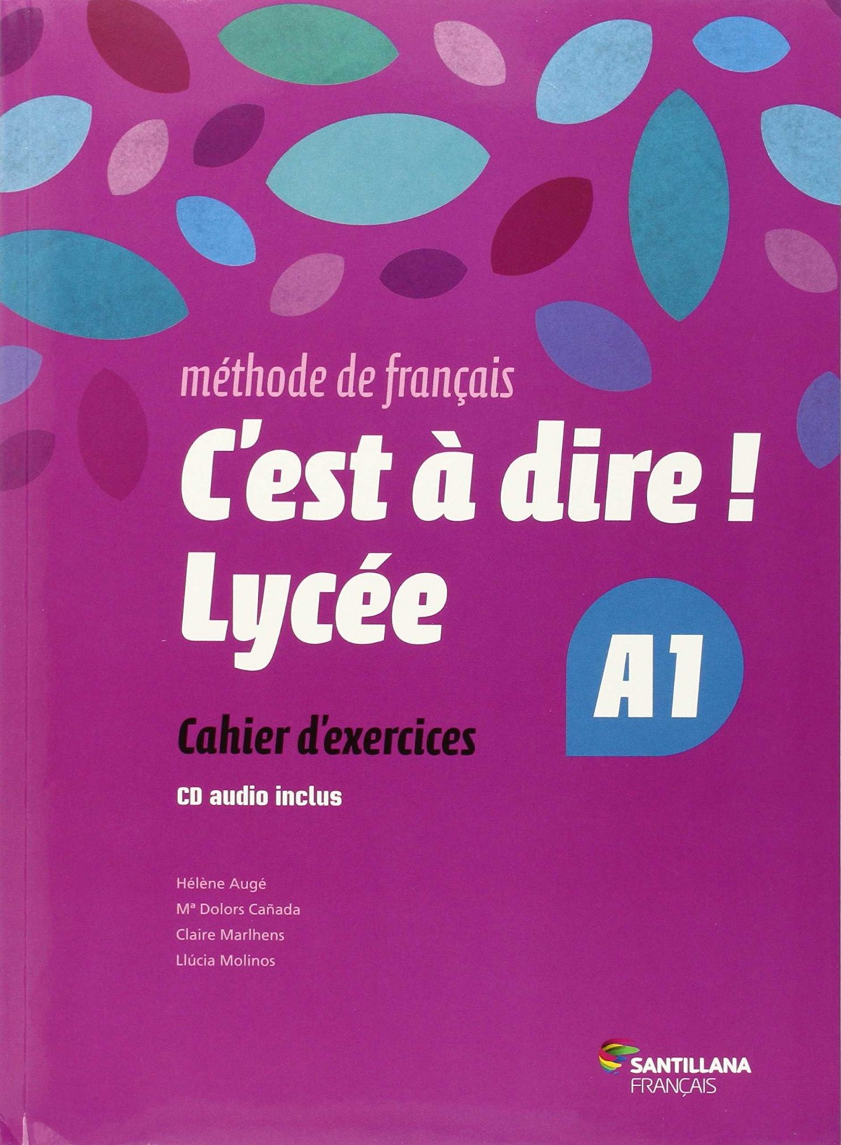 C'est a dire lycee a1 exercices + cd - Vv.Aa