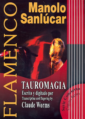 Tauromagica : para guitarra flamenca/ - 040935