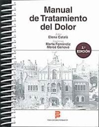 Manual de tratamiento del dolor (2ªED) - CatalÁ,Elena