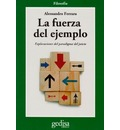La fuerza del ejemplo/ The Power of Example - Alessandro Ferrara