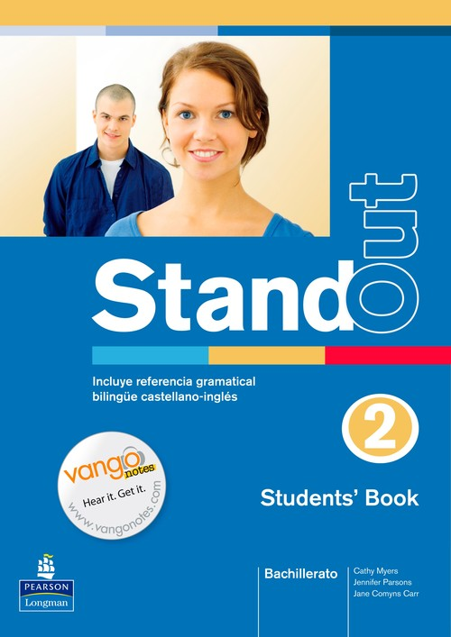 (09).stand out 2º.bach.(student`s book) - Parsons, Jenny/Comyns-carr, Jane