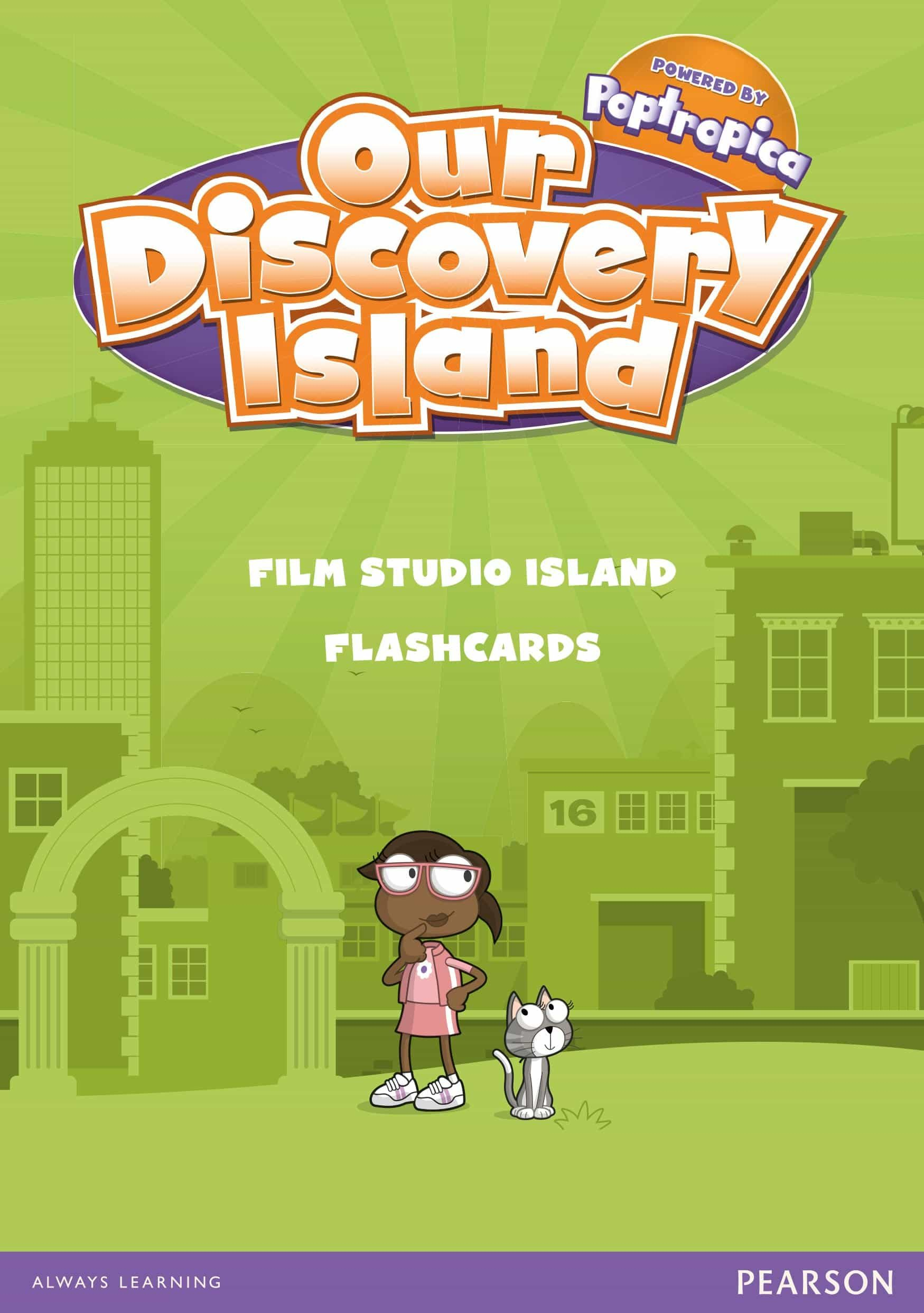 Our Discovery Island 4 Flashcards - Vv.aa.
