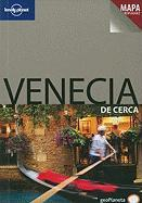 Lonely Planet Venecia de Cerca [With Pullout Map]