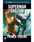 Colección novelas gráficas 12. Superman / Shazam: Primer trueno