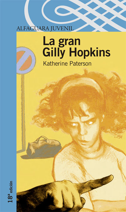 La gran gilly hopkins - Paterson, Katherine