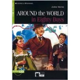 Cideb Editrice: Around the world in 80 days, ESO. Material a