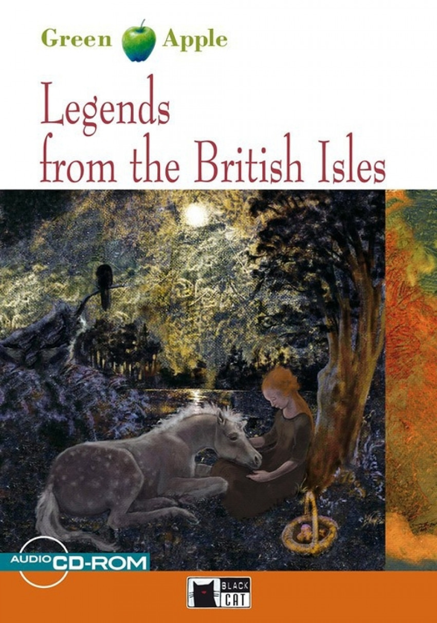 Legends From The British Isles+cd - Cideb Editrice S.R.L.