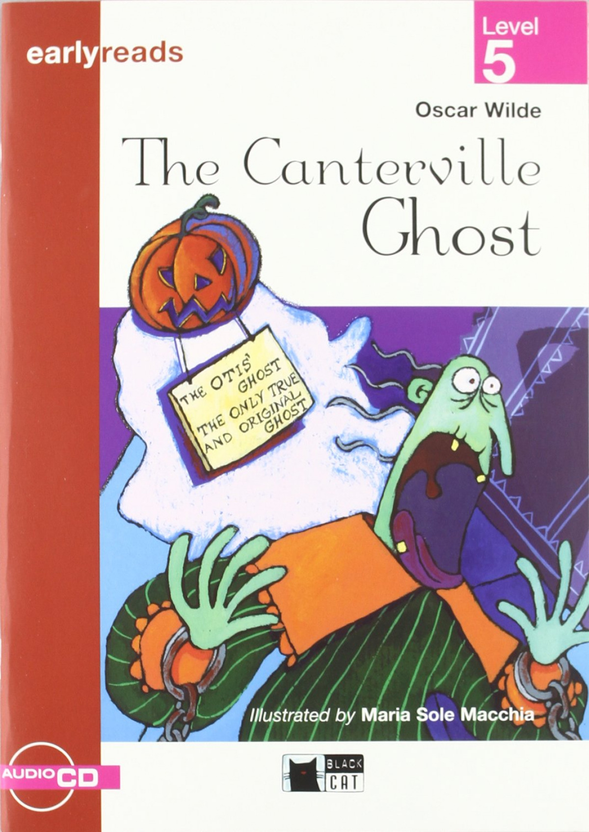 The Canterville Ghost+cd (earlyreads) - Cideb Editrice S.R.L.