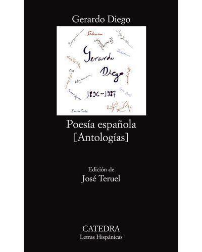 Poesía española. Antología 1915-1931