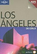 Lonely Planet los Angeles de Cerca [With Map]