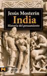 India : historia del pensamiento (El Libro De Bolsillo - Filosofía, Band 3464479)