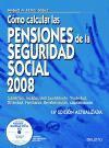 Cómo calcular pensiones de la seguridad social 2008