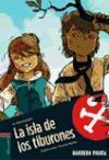 La isla de los tiburones/ The Island of the Sharks (Bandera Pirata/ Pirate Flag) (Spanish Edition)