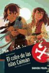 El cofre de las islas Caiman (Bandera Pirata/ Pirate Flag) (Spanish Edition)