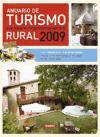 ANUARIO TURISMO RURAL 2009
