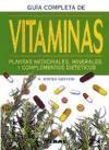 Guía completa de vitaminas