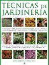 Técnicas de jardinería (Plantas de Interior y Jardín)