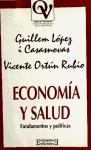 Economia Y Salud/ Economy and Health (Oikos Nomos) (Spanish Edition)
