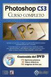 PHOTOSHOP CS3. CURSO COMPLETO. INCLUYE DVD.