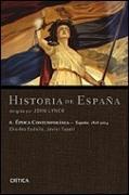 Época contemporánea : España 1808-2004 (Historia de España (Lynch))
