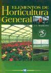 Elementos de Horticultura General (Agricultura)