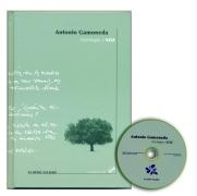 ANTOLOGIA Y VOZ-ANTONIO GAMONEDA+CD