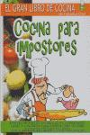 Cocina para impostores (Cocina (compañia Oriental))