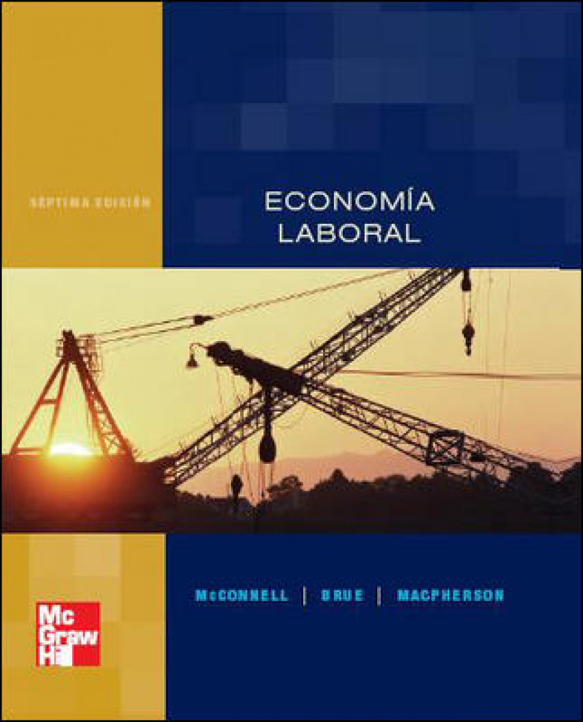 Economía Laboral - Mcconnell Campbell/Brue Stanley/Macpherson David
