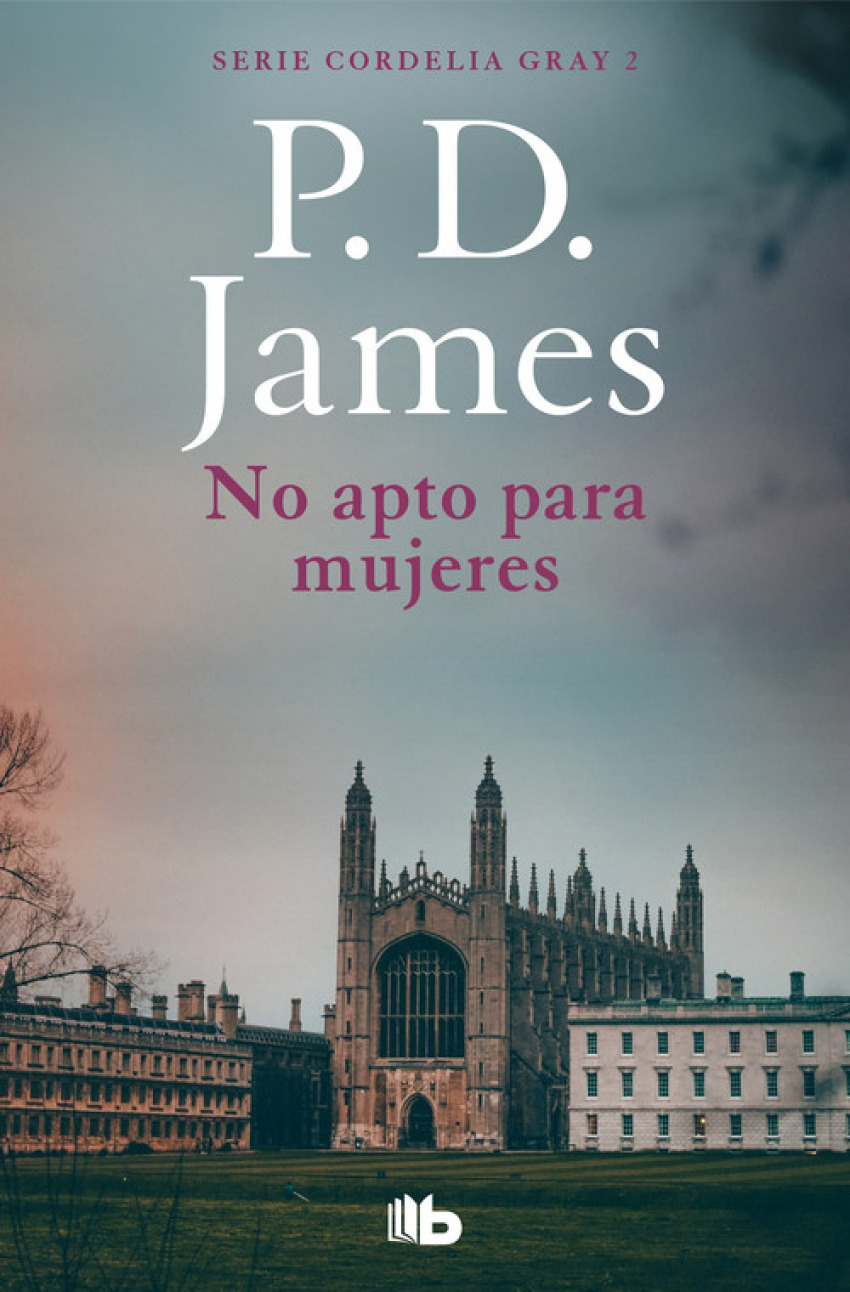 NO APTO PARA MUJERES Cordelia Gray 2 - James, P.D.