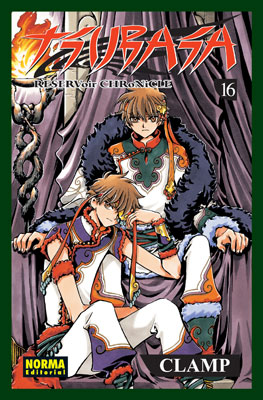 Tsubasa reservoir chronicle - Clamp