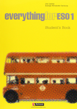 (07).everything 1o.eso.(student's book) - Lawley, Jim/Fernandez Carmona, Rodrigo